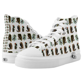 Woodpeckers Zipz High Top Shoes (select size)
