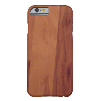 WoodPlank Texture Barely There iPhone 6 Case