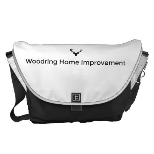 Woodring Home Improvement Messenger Bag