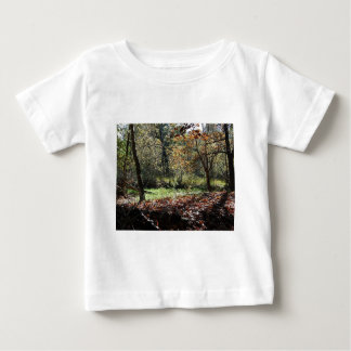 woods in autumn shirts