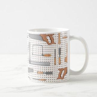 Woodshop Coffee Mug