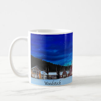 Woodstock, Vermont Coffee Mug