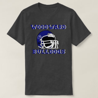 WoodWard HighSchool Ohio BullDogs T-Shirt