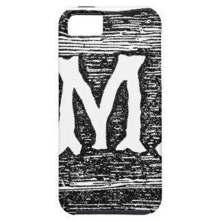 Woodworker Lumber Log Graphic iPhone 5 Cover