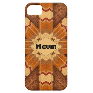 Woodworking Design Reproduction iPhone 5 case
