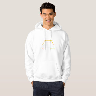 Woodworking Is Importanter Woodworker Gift Hoodie