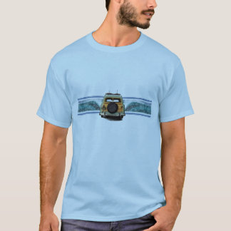 Woody Wave Mens Tee