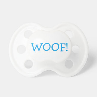 Woof! Baby Pacifier