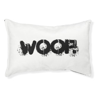 WOOF Dog Bed - TOWT