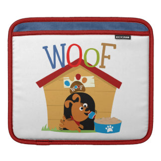 Woof Dog iPad Sleeve