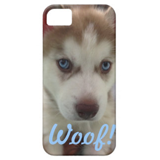 Woof iPhone 5 Cases