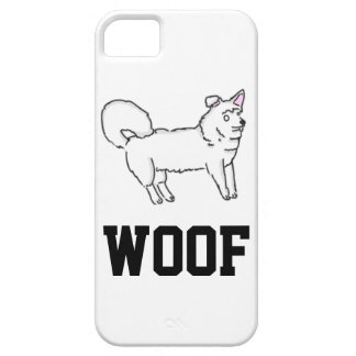 WOOF iPhone 5 COVER