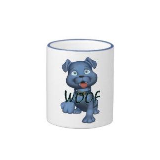 woof coffee mug
