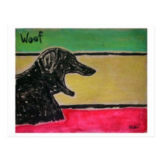 Woof Postcards