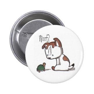 Woof Puppy Button