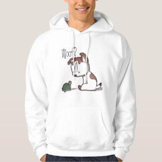 Woof? Puppy Hoodie! Hoodie
