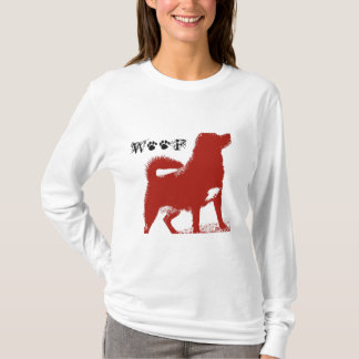 Woof Wear for a Sophisticated Girl T-Shirt
