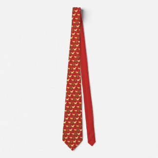 Woof! Whimsical Dog Tie for your Doggy Daddy