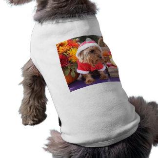 Woof Woof Sleeveless Dog Shirt
