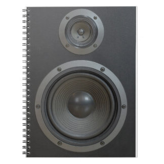Woofer Note Books