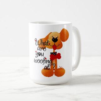 Woofing  Gift Classic Mug