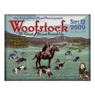 woofstock poster