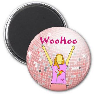 woohoo magnet