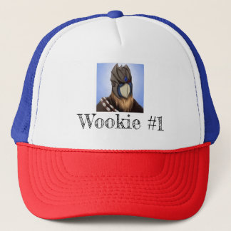 Wookie #1 trucker hat