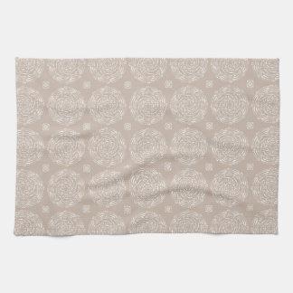 Wool Mandala Tea Towel