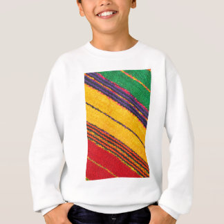 Wool texture sweatshirt