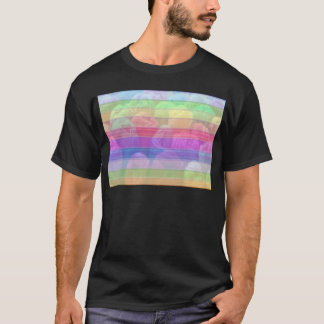 Woolen Balls Spectrum - Knit Club Collection T-Shirt