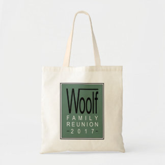 Woolf Family Reunion 2017 Tote bag
