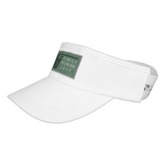 Woolf Family Reunion Visor