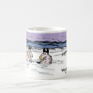 Woolfools Winternight Coffee Mug