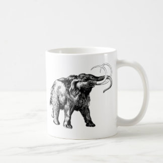 woolly-mammoth-1 coffee mug