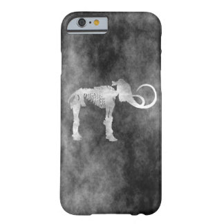 woolly mammoth barely there iPhone 6 case