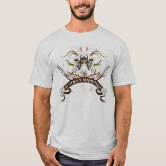 Woolly Mammoth Ver 1 T-Shirt