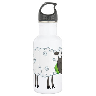 Woolly Sheep Water Bottle