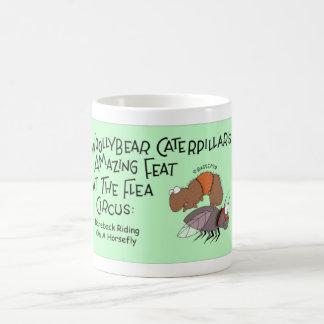 Woollybear Caterpillar's amazing feat Coffee Mug