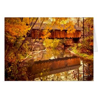 Woolslayer Bridge Card