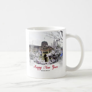 Woolwich - New Year - Mug