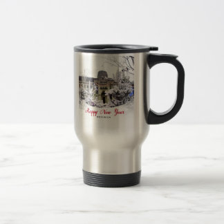Woolwich - New Year - Travel Mug