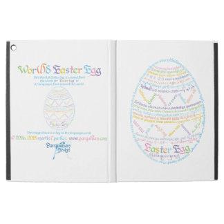 Wor(l)d Easter Egg iPad Pro Case