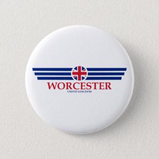 Worcester 6 Cm Round Badge