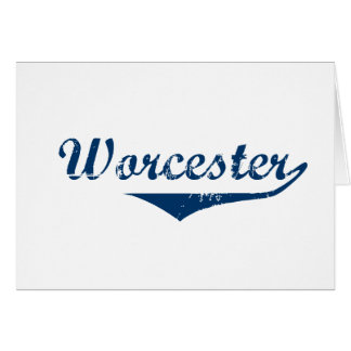 Worcester Card