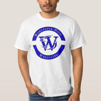 Worcester High Wrestling T-Shirt
