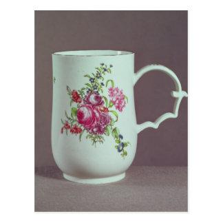 Worcester mug, Grainger and Company, c.1840 Postcard