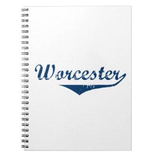 Worcester Notebook