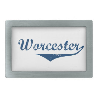 Worcester Rectangular Belt Buckles