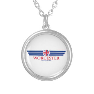 Worcester Silver Plated Necklace